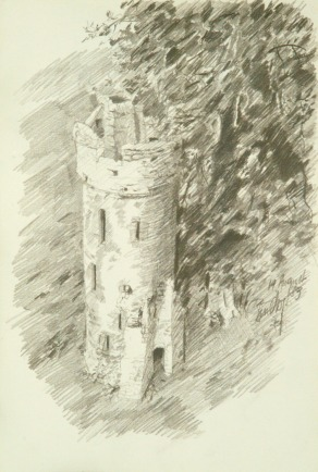 Burnchurch-tower