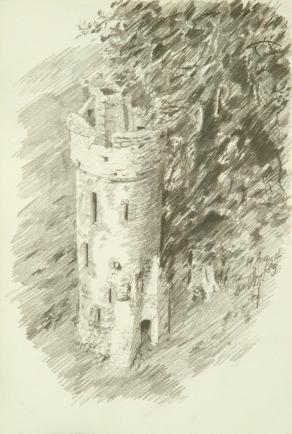 Burnchurch-tower