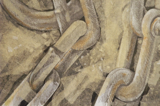 chains no.4 detail 2