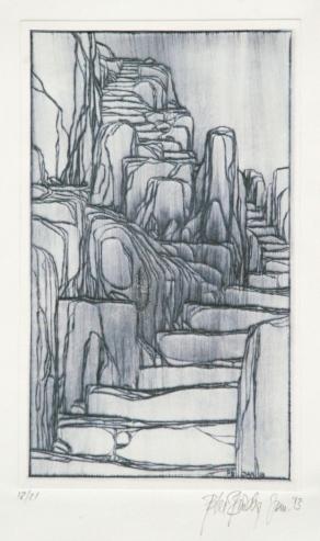 stone steps no.3 18.21