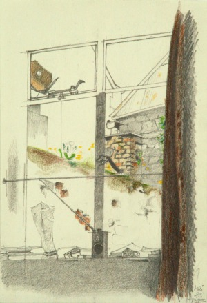 window view - 6 James' street