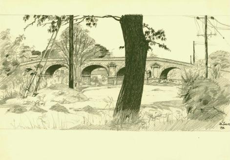 Upper bridge