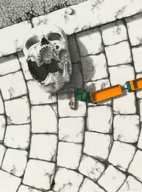 image from the road no.2 - still life