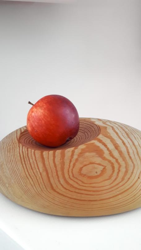 Ein-Apfel-Schale - One-Apple-Bowl